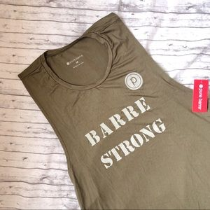 NWT Pure Barre | Barre Strong Tank